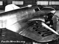 Electra in Hangar at Wheeler Field