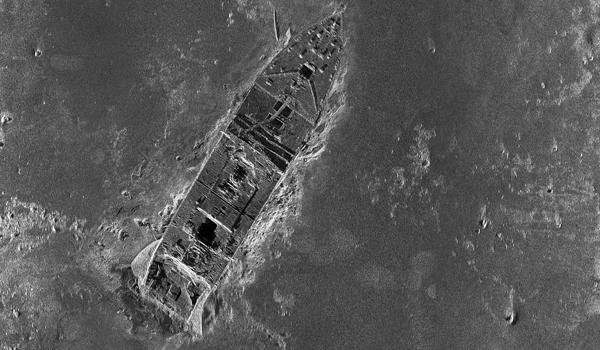 titanic-wreck